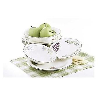 Churchill Tableware 18 pieces Victorian Orchard