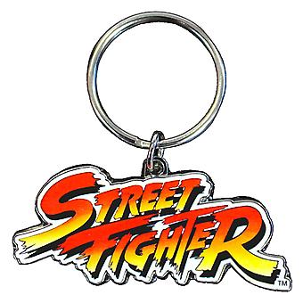 Street Fighter Classic Official Key Ring