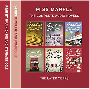 The Complete Miss Marple (Audio CD) by Christie Agatha