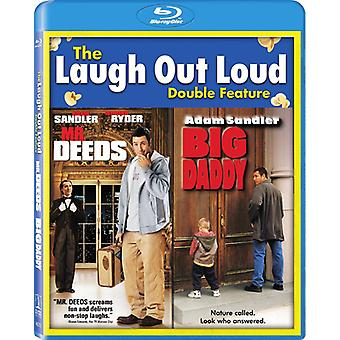 Big Daddy / Mr Deeds [Blu-ray] USA import