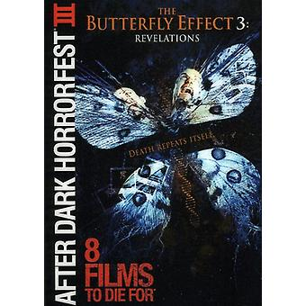 Butterfly Effect-Revelation [DVD] USA import
