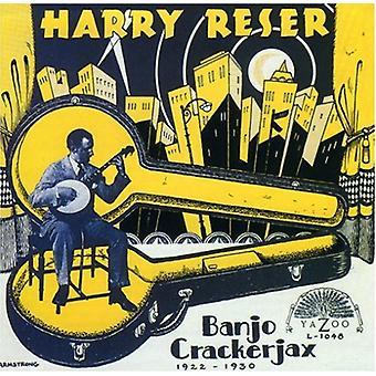 Harry Reser - Banjo Crackerjax 1922-1930 [CD] USA import