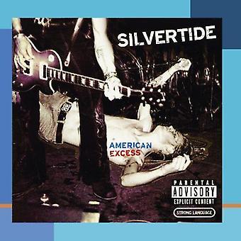 Silvertide - American overskydende EP [CD] USA import