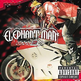 Elephant Man - godt 2 Go [CD] USA importerer