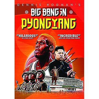 Dennis Rodman's Big Bang in Pyongyang [DVD] USA import