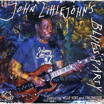 John Littlejohn - Blues part [CD] USA import