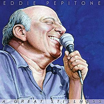 Eddie Pepitone - stor stilhed [CD] USA import