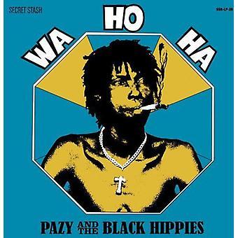 Pazy & sort hippier - Wa Ho Ha [CD] USA import