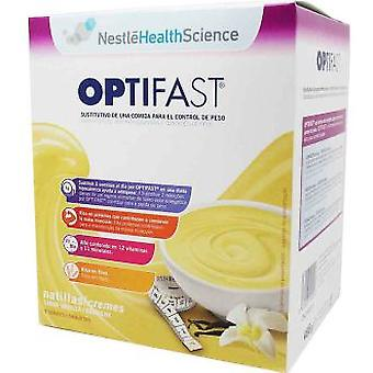 Optifast Optifast Vanilla Smoothie 9 U (Diät , Shakes)