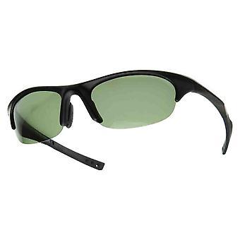 Half Frame Polarized Sports Frame Sunglasses