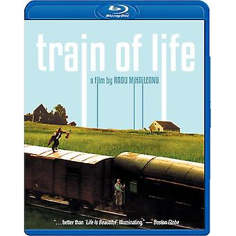 Train of Life (1999) [BLU-RAY] USA import