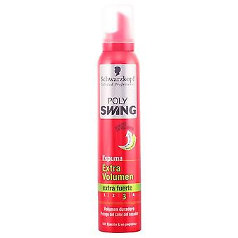 Schwarzkopf Professional Poly Foam 200 Ml Swing Volume 24 Hours