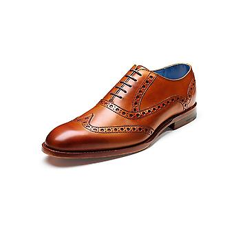Barker Barker Grant Mens Leather Brogue