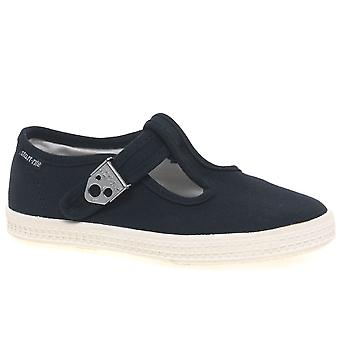 Startrite Well Boys Canvas Shoes