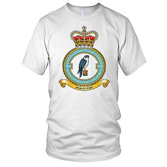 RAF Royal Air Force 7630 RAuxAF Squadron Damen T Shirt