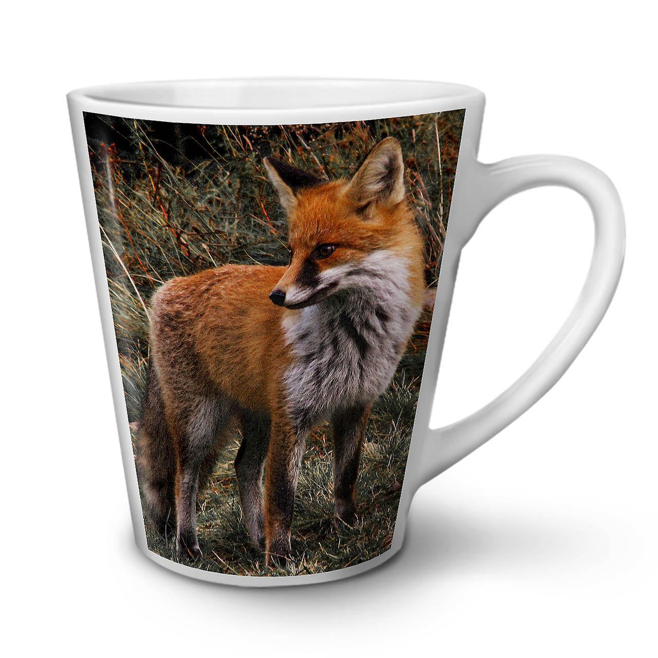 Hunter En Fox Thé Café OzWellcoda Blanc Flaming 12 Céramique Mug Nouveau Latte ONvnw0m8
