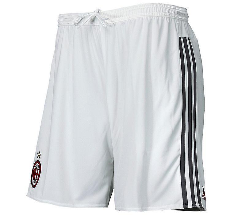 2015-2016 AC Milan Adidas Home Shorts (Kids)