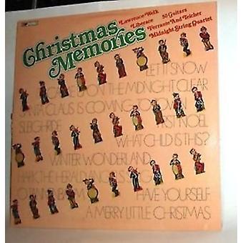 Różnych artysty - wspomnienia Boże Narodzenie [CD] USA import