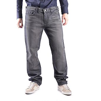 7 for all mankind men's MCBI004031O grey cotton of jeans