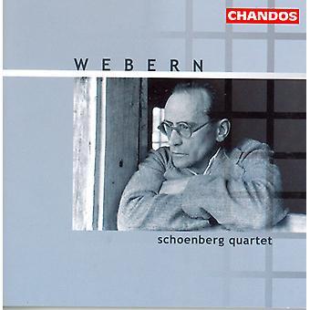 A. Webern - Webern: música de cámara para la importación de los E.e.u.u. cadenas [CD]