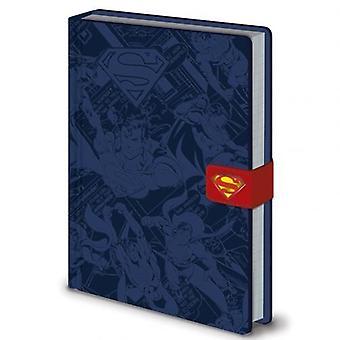 Superman Premium Notebook