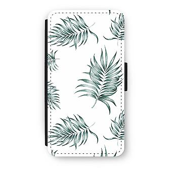 iPod Touch 6 Flip Case - Simple leaves
