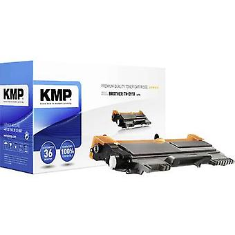 KMP Toner cartridge replaced Brother TN-2010 Compatible Black