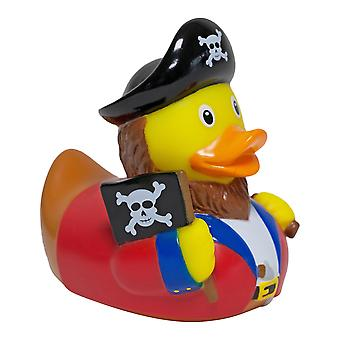 Lilalu Pirate Captain Rubber Duck Bathtime Toy
