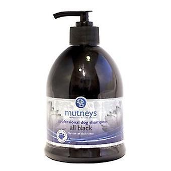 جميع موتنييس الأسود شامبو ل 5