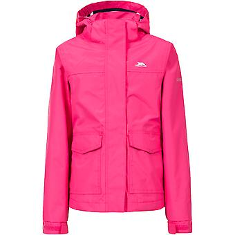 Trespass Girls Cecily Woven Shell Waterproof Windproof Jacket