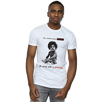Notorious BIG Men's It Was All A Dream T-Shirt
