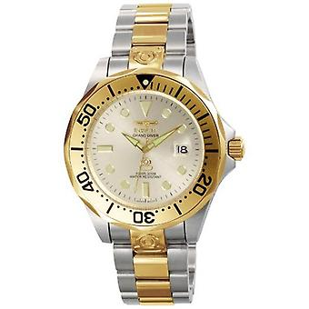 Invicta Pro Diver 3050 Stainless Steel Watch