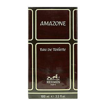Hermes Amazone Eau De Toilette 3.3Oz/100ml In Box (Vintage)