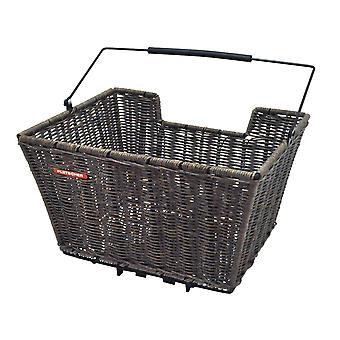 Pletscher rattan rear basket