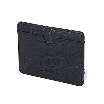 Herschel Charlie Tile Wallet - Black