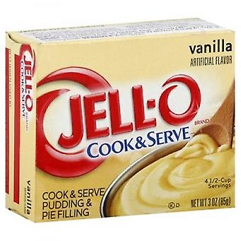 Jell-O Vanilla Cook & Serve Pudding and Pie Filling