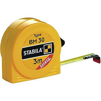Stabila BM30 16450 Medida de cinta 3 m Acero