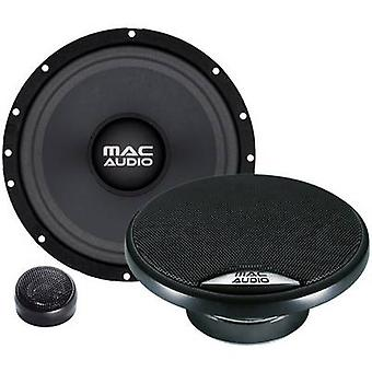 Mac Audio Edition 216 2 way coaxial flush mount speaker kit 240 W