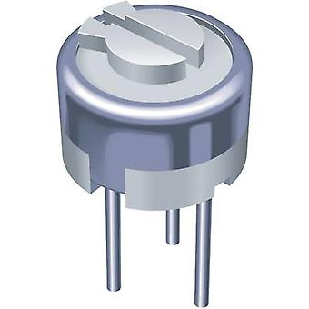 Bourns 3329H-1-502LF Trimming Potentiometer THT 3362P 0.5W Horizontal Adjustable length 5 kΩ 0.5 W ± 10 %