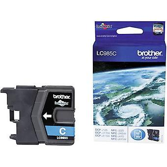Brother Ink LC-985C Original Cyan LC985C