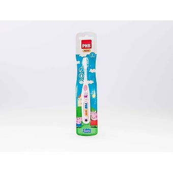 PHB Petit Cepillo Dental Peppa Pig