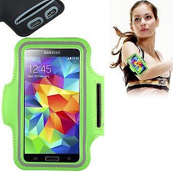 Correa del bolso para Samsung Galaxy S3 / S4 / S5 / S5 neo verde