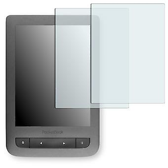 PocketBook touch Lux 3 screen protector - Golebo crystal clear protection film