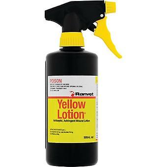 Yellow Lotion 500ml
