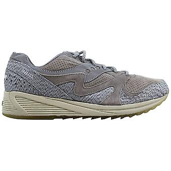 Saucony Grid 8000 Grey Dirty Snow S70306-1 Men's