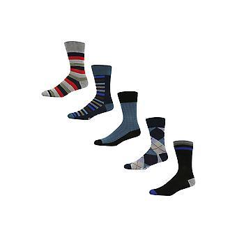 New Designer Mens Pepe Jeans Gift Socks Richard Gift Set