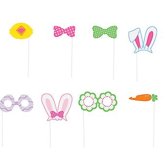10 Small Photo Booth Props for Easter Parties & Events