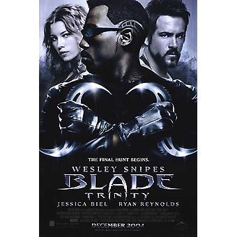 Blade Trinity Movie Poster (11 x 17)