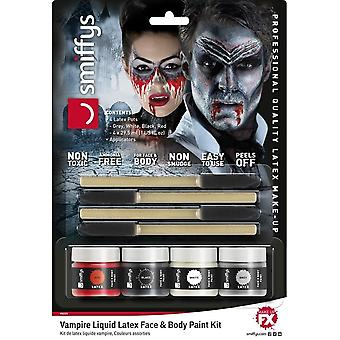 Vampire Liquid Latex Kit, ASSORTED