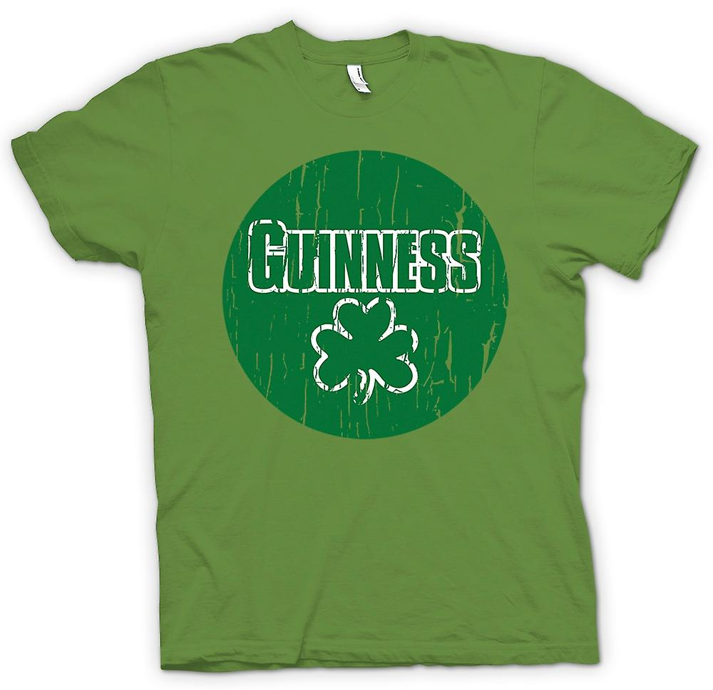 Hommes T-shirt - St Patricks Day Irish Guiness